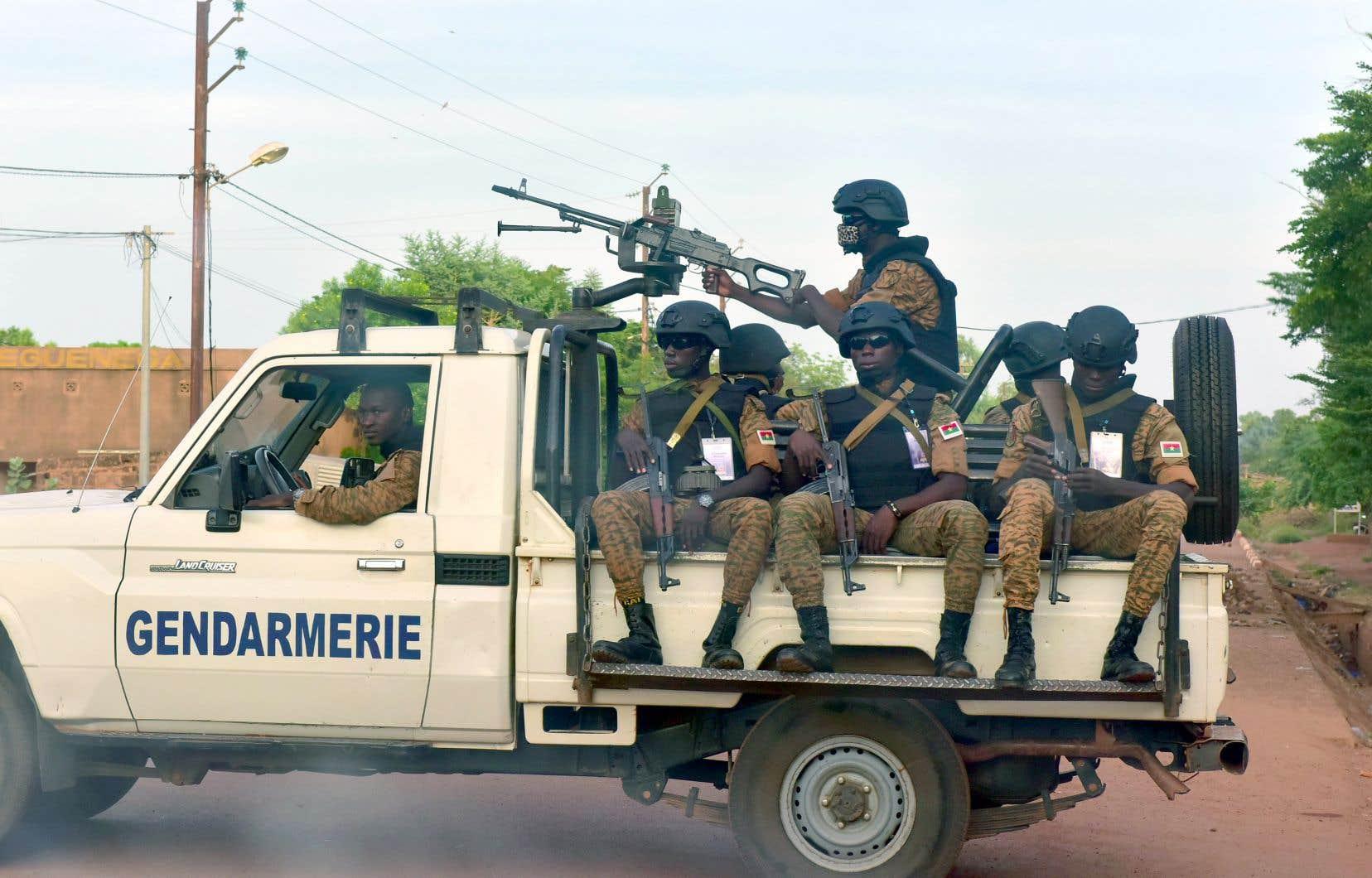 L'insécurité s'est étendue à l'est du Burkina Faso depuis plusieurs mois en raison de l'entrée de djihadistes sur ce territoire.