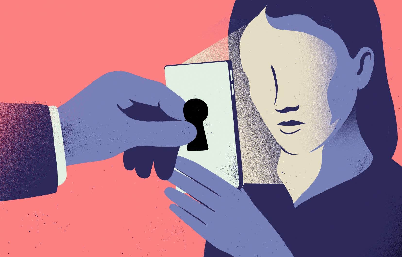 Les données personnelles sont devenues une denrée commerciale dans l'économie numérique, avance Me ChantalBernier.