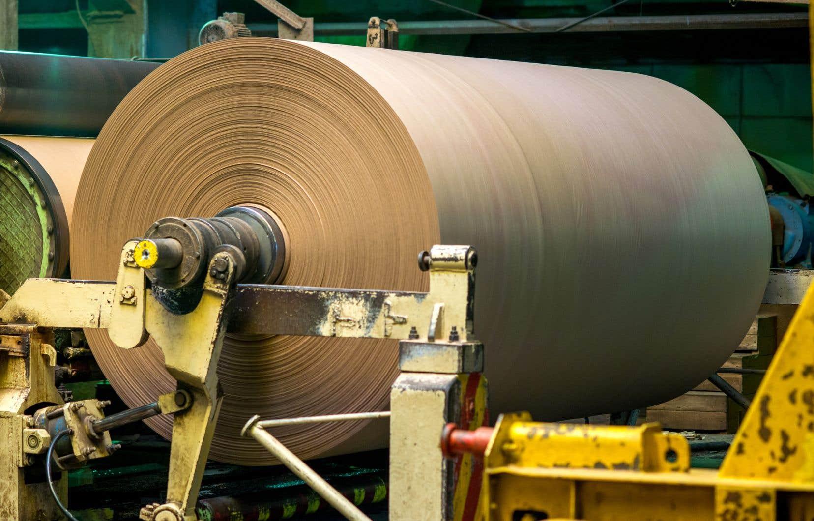 L'usine de Lebel-sur-Quévillon devrait être relancée d'ici 2020. Elle avait été fermée par Domtar en 2005.