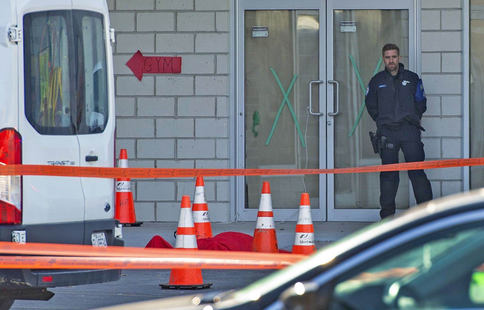 Le 21 octobre dernier, Andrea Scoppa a été tué dans le stationnement d'un centre commercial de l'arrondissement Pierrefonds-Roxboro.