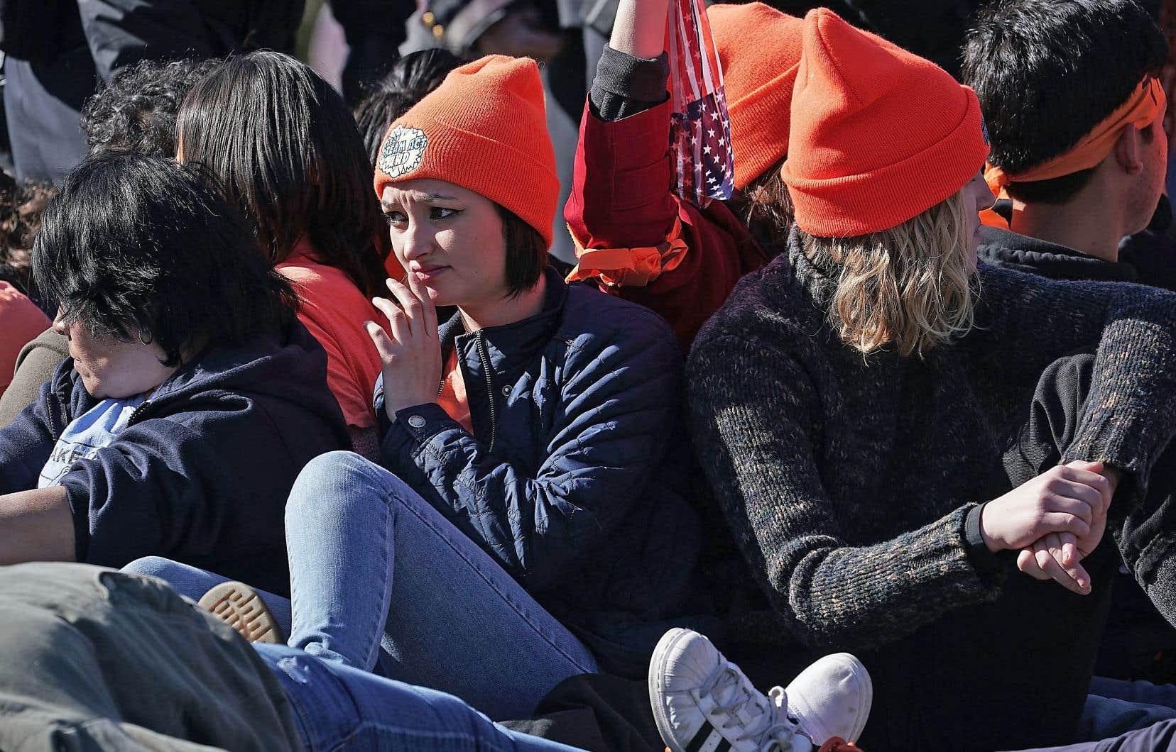 La plus haute juridiction américaine se penche à partir de ce mardi sur le programme de protection de 800000 jeunes sans-papiers, supprimé en 2017 par Donald Trump.