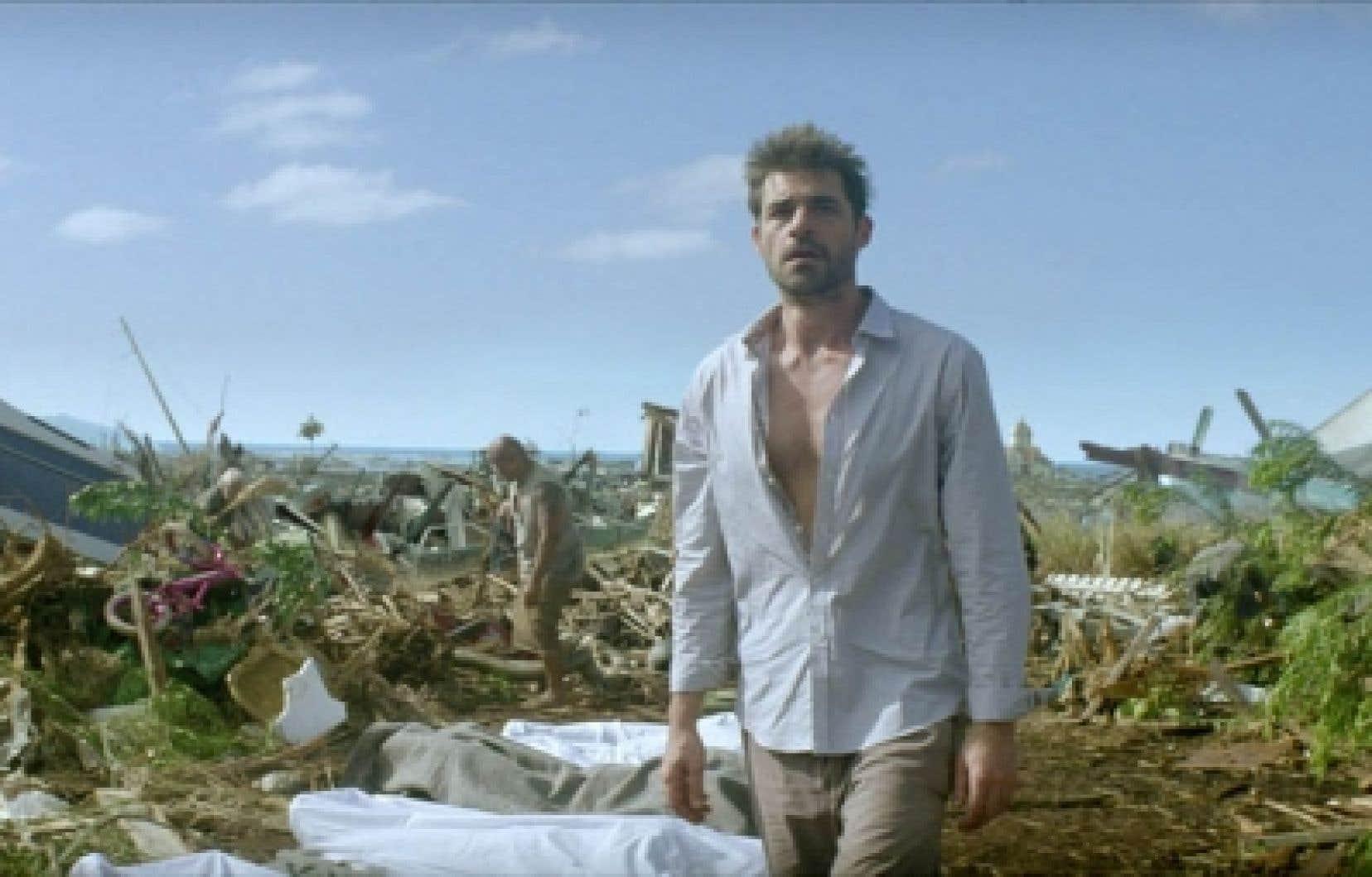 Le tsunami de 2006 sert de toile de fond au plus récent film de Clint Eastwood<br />