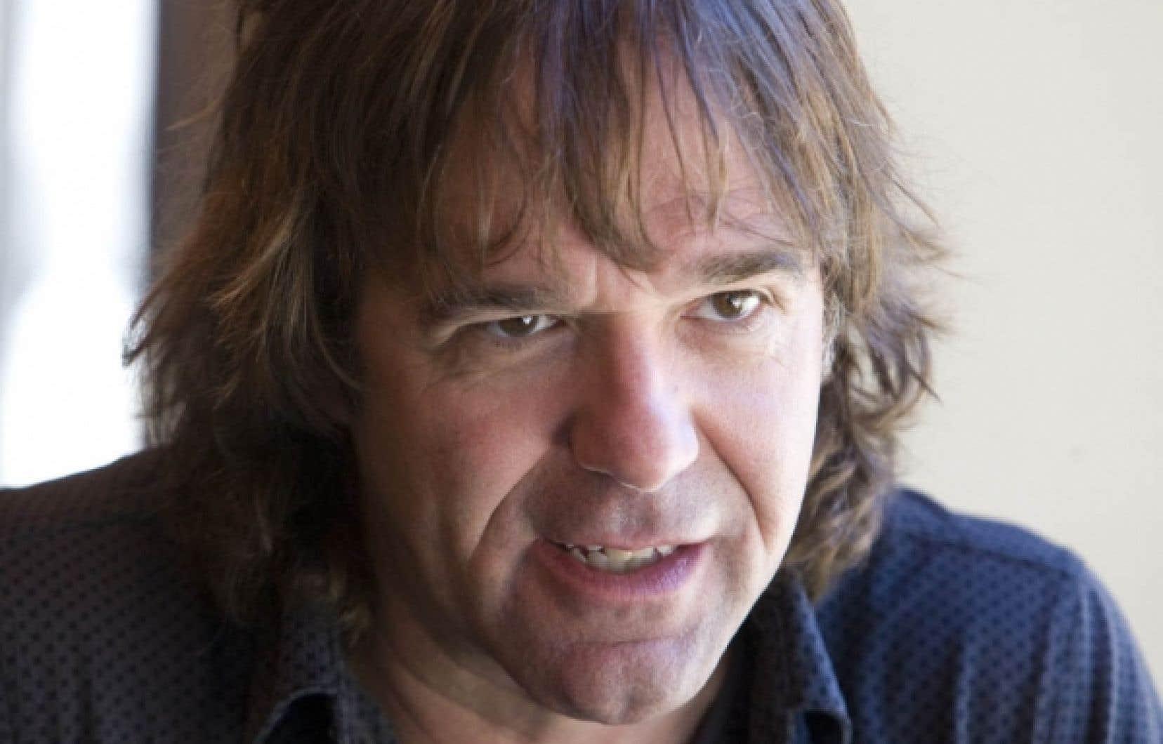 Yves Desgagnés, le metteur en scène de La Cerisaie<br />