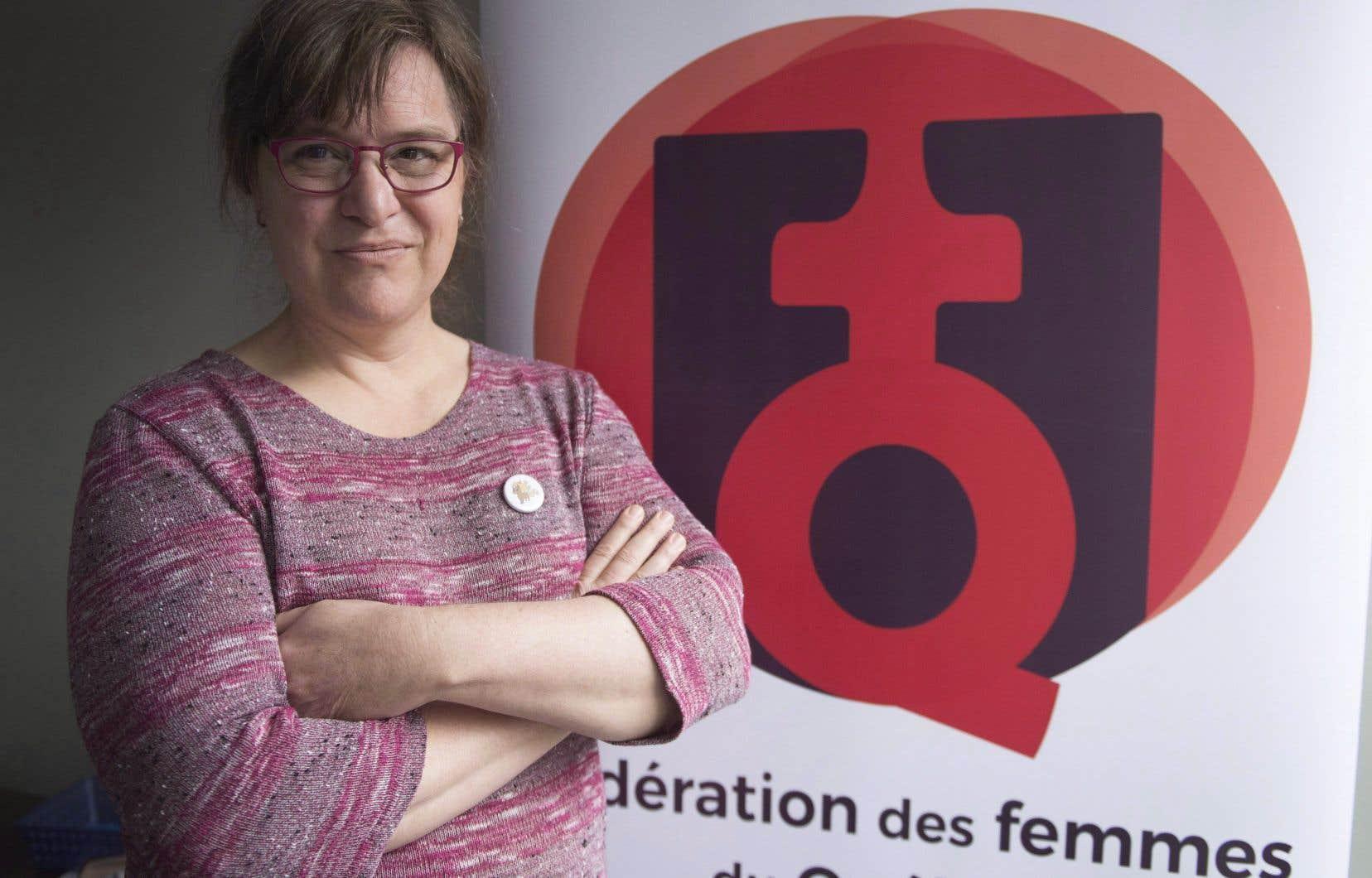 La Fédération des femmes du Québec, et sa présidente Gabrielle Bouchard, est ouvertement opposée à la <em>Loi sur la laïcité de l'État</em> adoptée par l'Assemblée nationale en juin dernier.