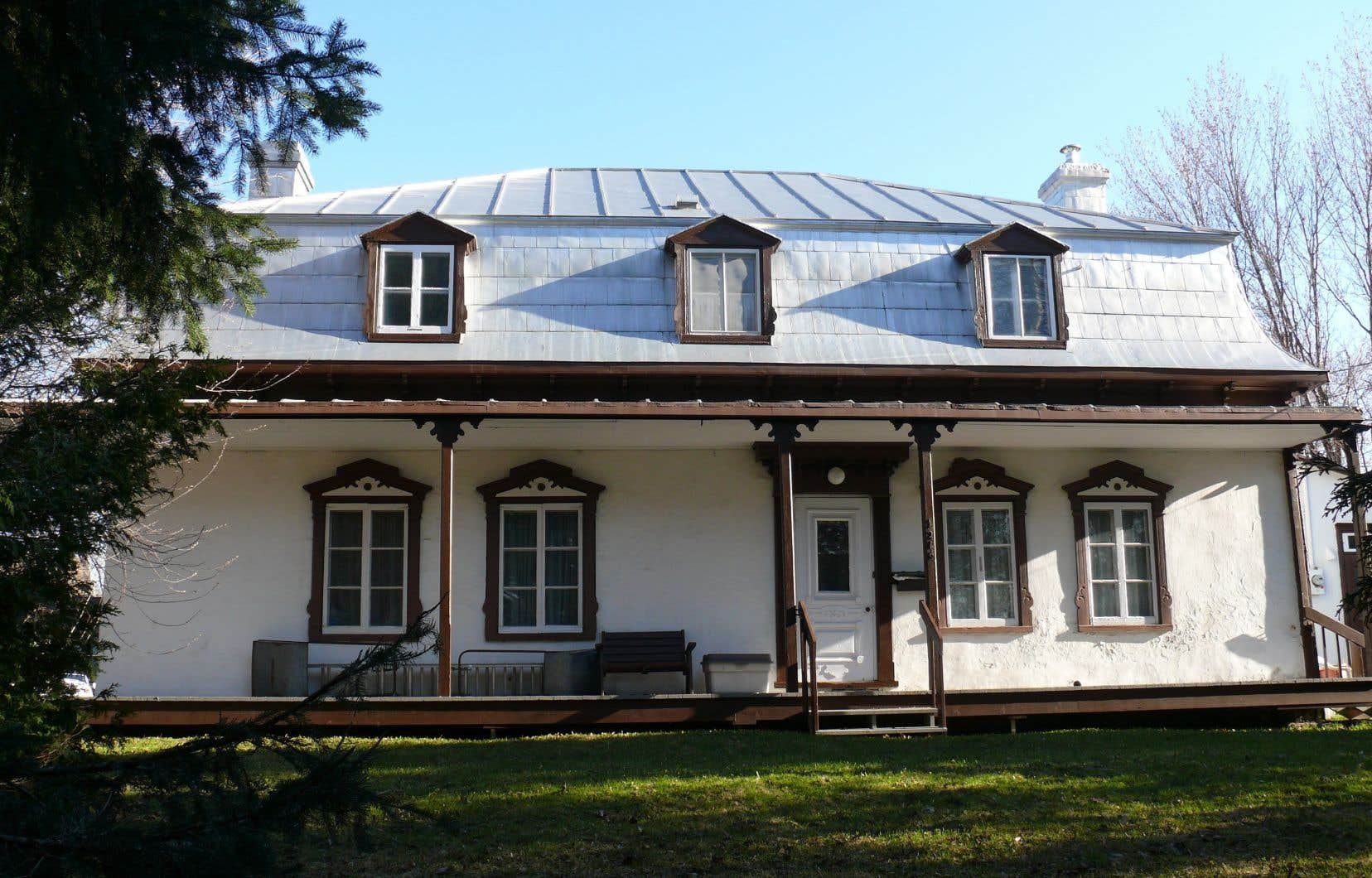La maison Jobin-Bédard, un bâtiment construit entre 1770 et 1826