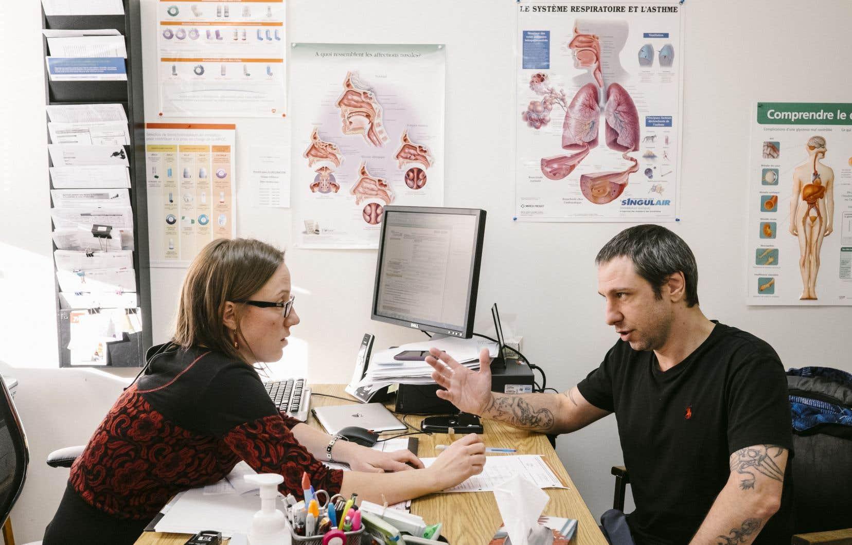 La clinique d'infirmières SABSA a ouvert ses portes à Québec en 2011.