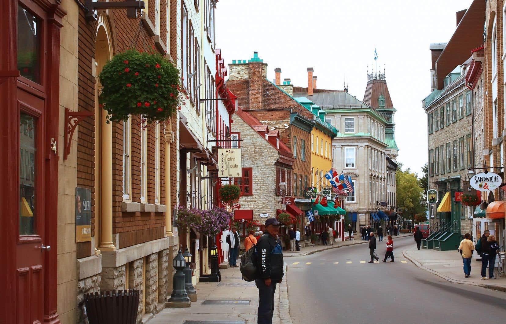 La location en ligne à court terme d'appartements et de maisons connaît une croissance importante au Québec, notamment dans la capitale.