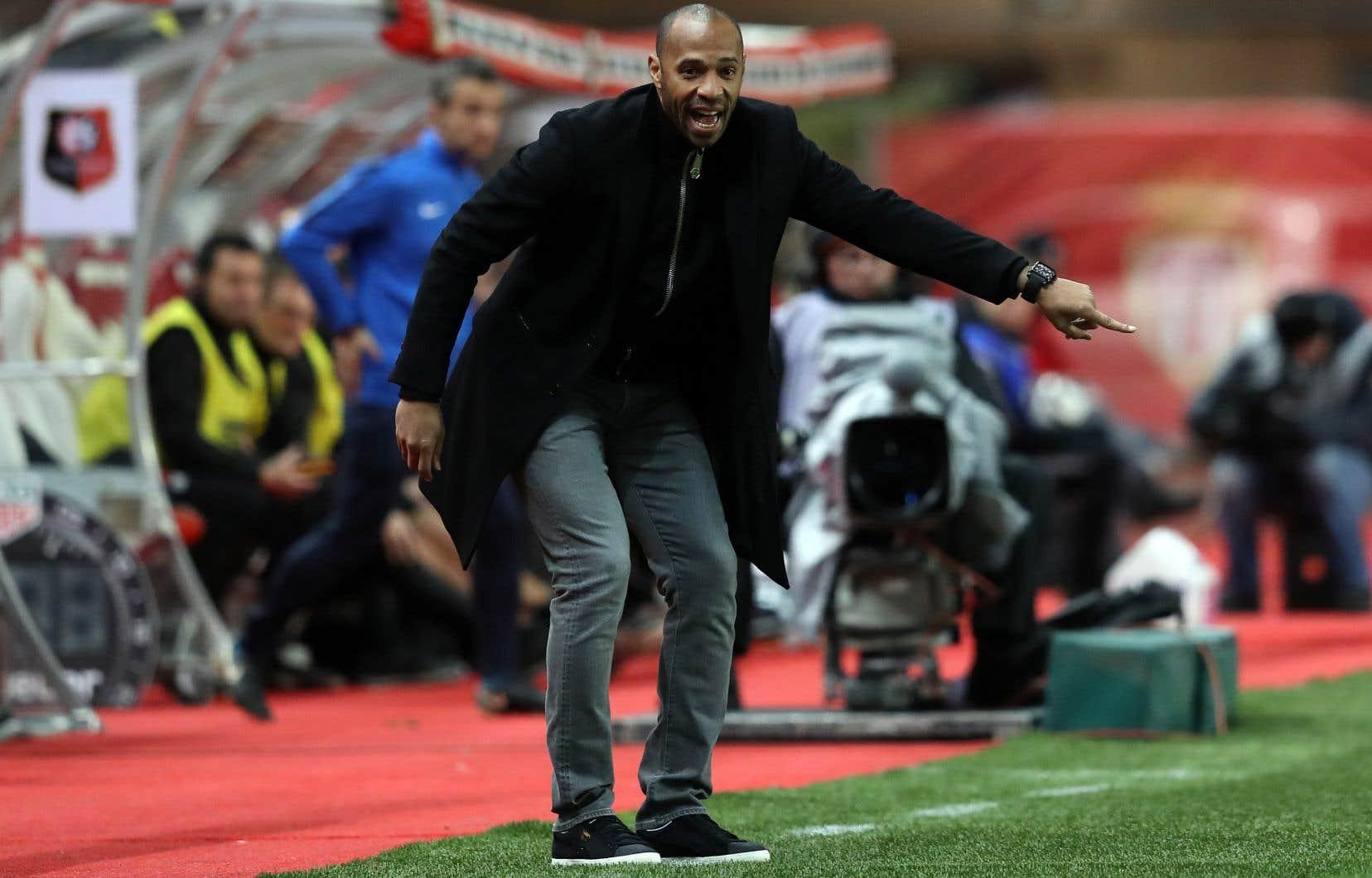 L'Impact a retenu les services de l'ancien joueur de soccer international français, Thierry Henry, avec une entente de deux ans, assortie d'une option pour 2022.