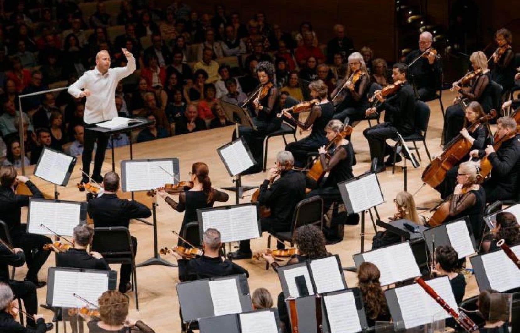 L'Orchestre Métropolitain voyagera avec la «4e Symphonie de Bruckner». Comment s'est fait le choix, risqué, de ce plat de résistance? «J'ai vraiment tenu mon bout!» s'exclame le chef Yannick Nézet-Séguin.
