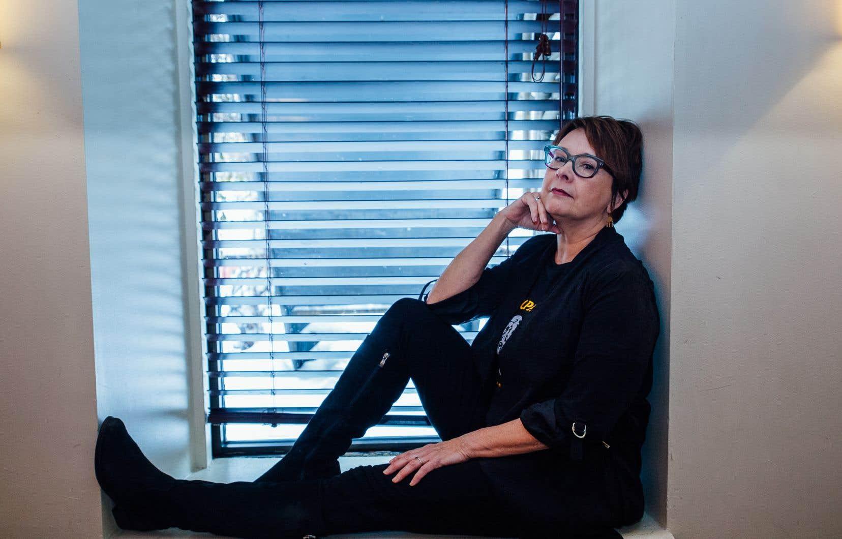 L'écrivaine Élise Turcotte s'est retrouvée aux premières loges des importants débats qui ont suivi les mouvements #Agressions NonDénoncées, en 2014, et #MoiAussi, en 2017.
