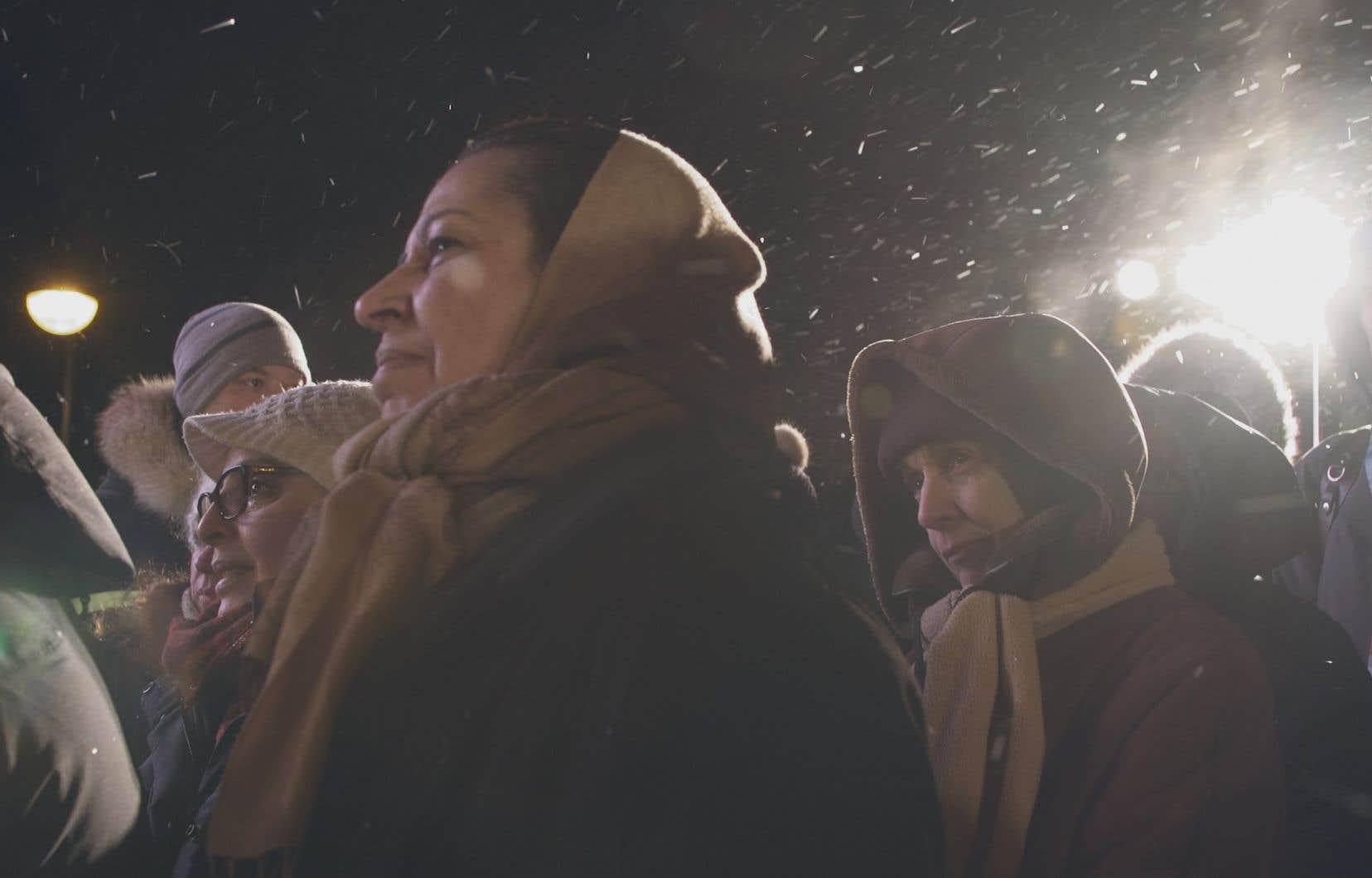 Un an a passé depuis que l'horreur s'est abattue sur la communauté musulmane de Sainte-Foy dont les plaies sont toujours vives.