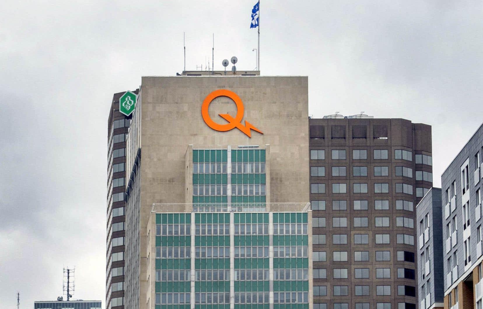 Hydro-Québec a vu son bénéfice net dégringoler d'environ 34%, notamment en raison de la faiblesse des prix obtenus à l'exportation vers les États-Unis.