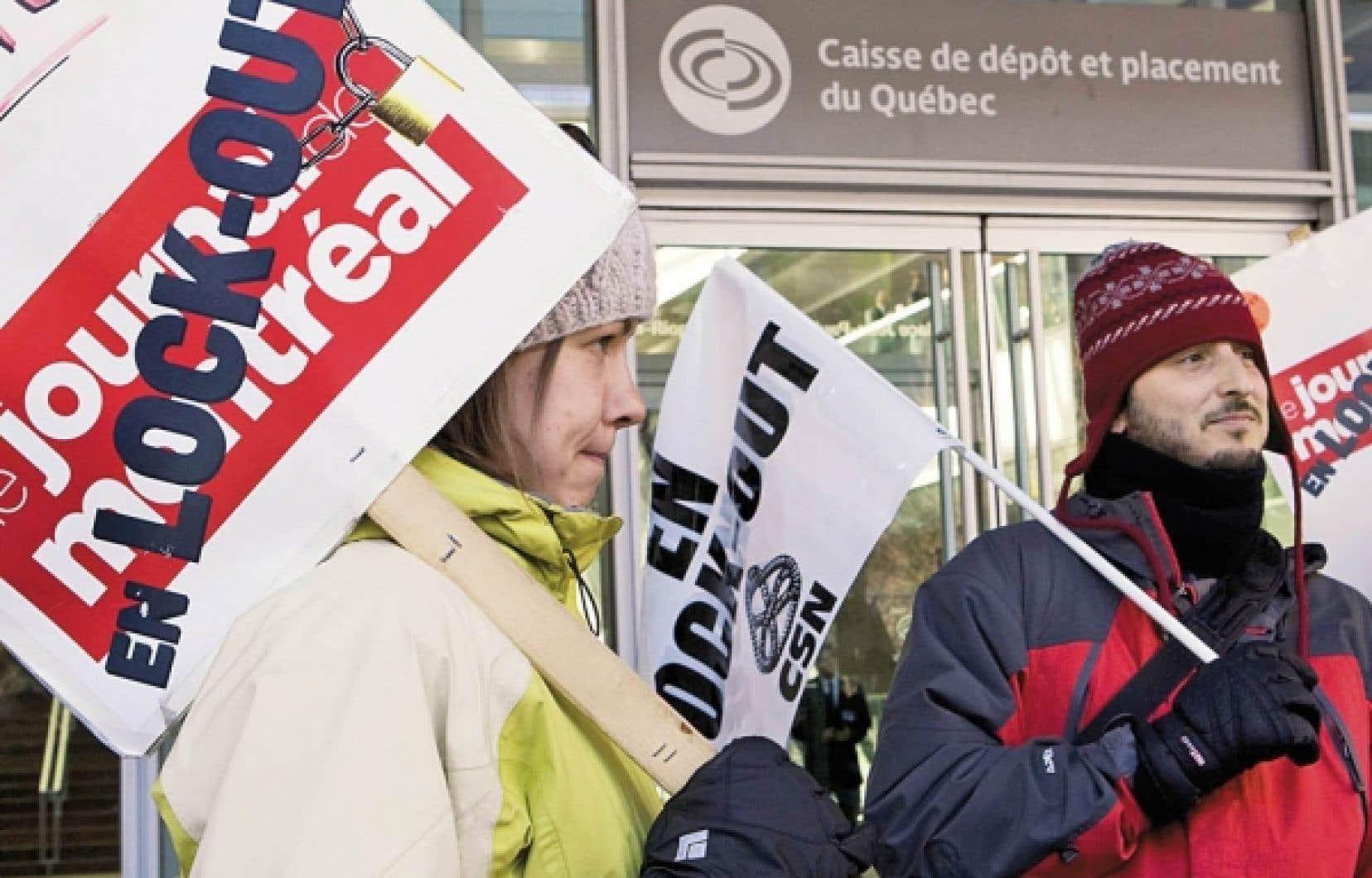 Les plus importants actionnaires de Quebecor Media, ce sont tous les Québécois. La Caisse de dépôt et placement détient 45 % des actions de l'entreprise.<br />