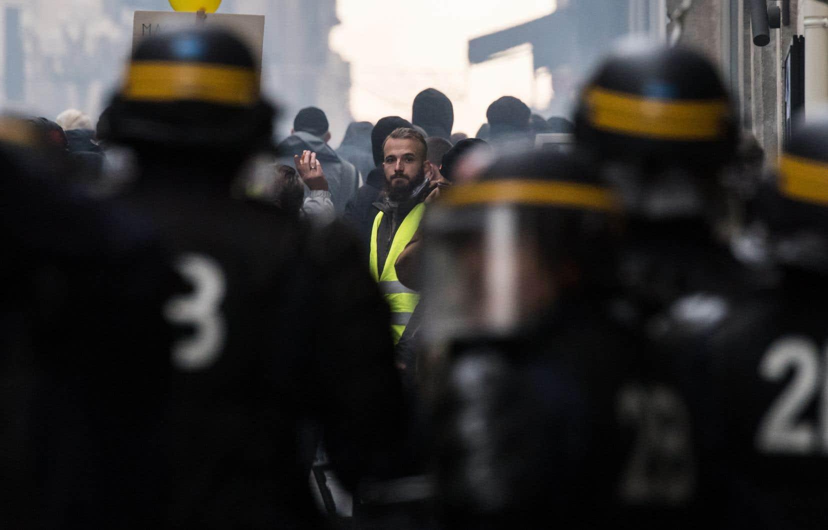 Pour ce week-end particulier, les autorités prévoyaient une mobilisation «importante» dans tout le pays, avec 270 actions annoncées.