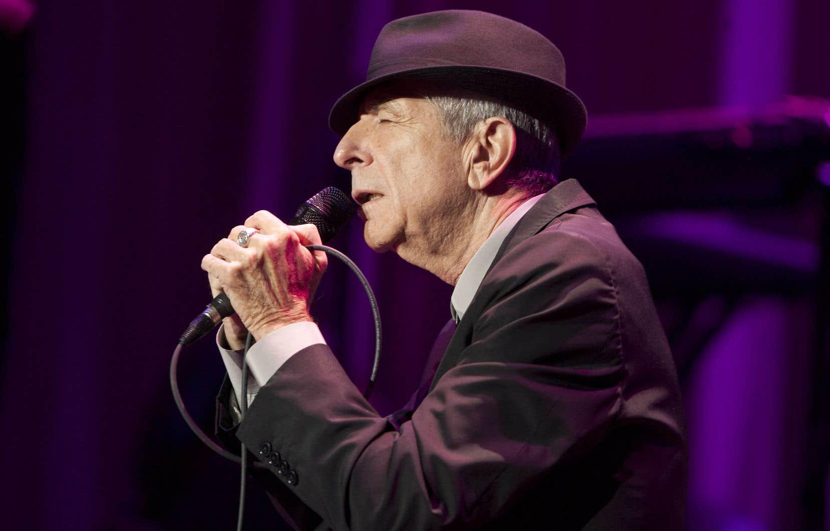 Avant de mourir, le père a demandé au fils de finir le travail musical. «Thanks for the Dance» n'est pas un album monté à l'insu de Leonard Cohen, mais plutôt selon sa volonté.
