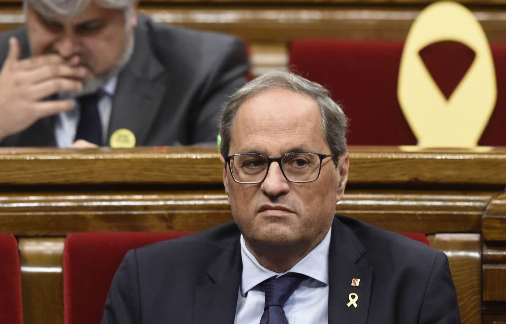 Le parquet réclame 20 mois d'inéligibilité à l'encontre de M. Torraet une amende de 30000 euros (près de 44 000$).