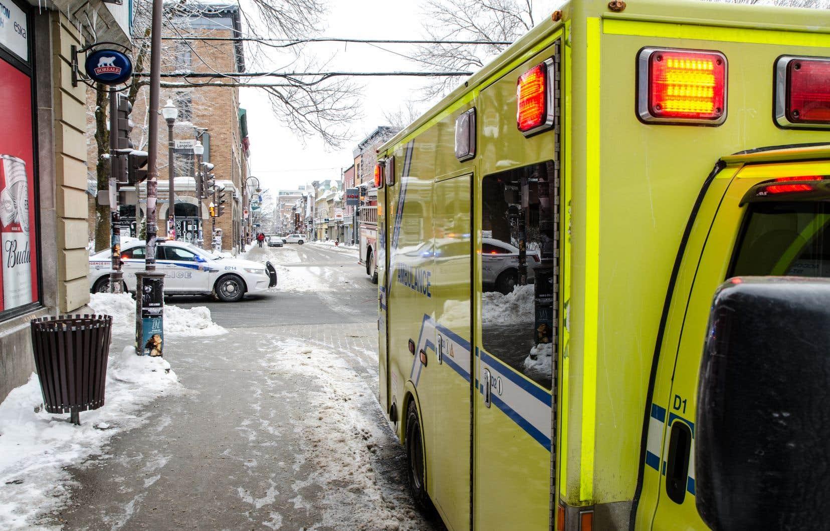 Entre 2012 et 2016, treize piétons sont décédés lors de collision sur le territoire de la ville de Québec.