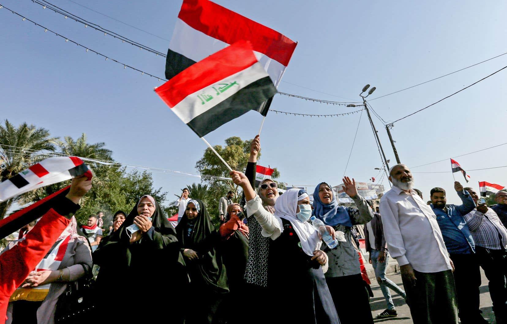 Les États Unis se montrent indifférents aux mouvements de révolte qui secouent l'Irak depuis plusieurs semaines.