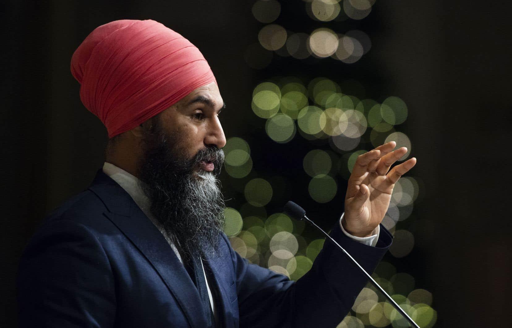 Jagmeet Singh est prêt à trouver des causes communes avec le parti de Justin Trudeau.