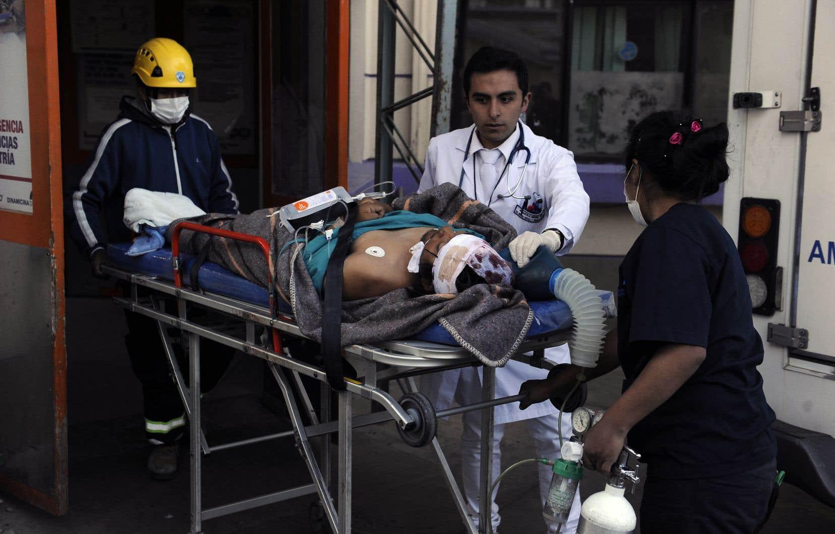 Les trois décès de mardi portent à 27 le nombre de morts durant la crise.