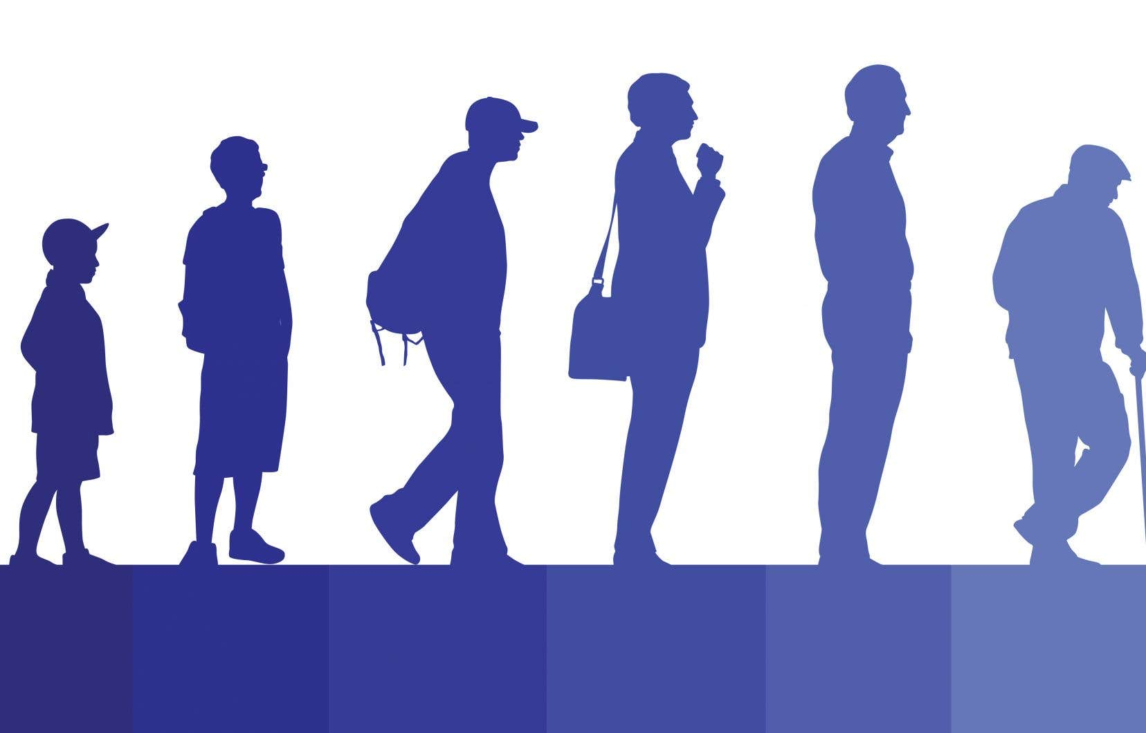De l'avis  du Dr Mandza, l'âgisme est  un phénomène symptomatique de la société de consommation dans laquelle  on vit, où l'on considère  le vieillissement comme un moment où  une personne  ne produit plus.