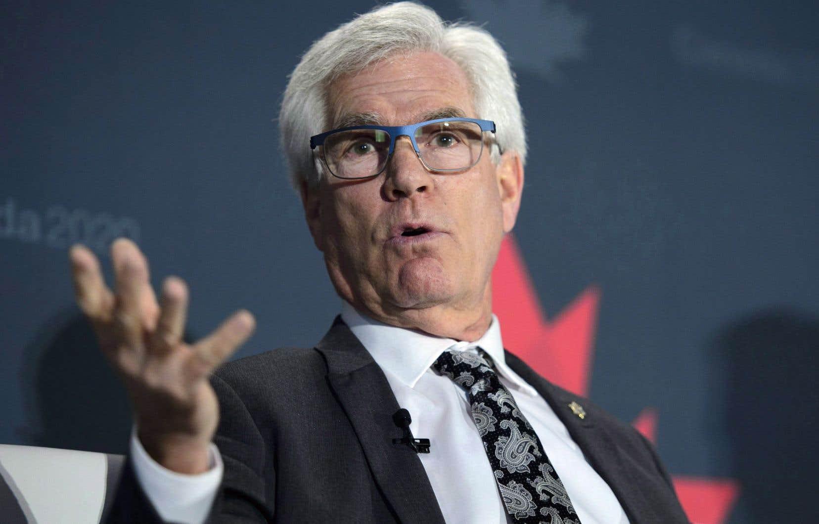 Jim Carr, conseiller spécial du premier ministre pour les Prairies, estime qu'il y a une «ouverture» de la part du fédéral de modifier les lois C-48 et C-69 qui compliqueraient l'exploitation des hydrocarbures.