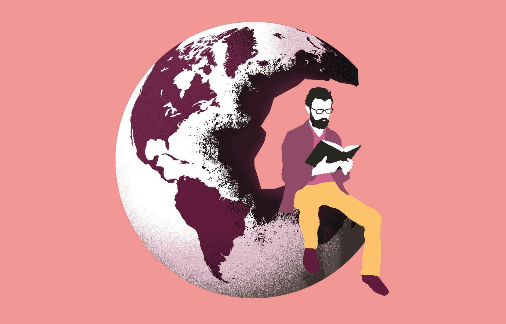 Un puissant parfum de fin du monde recouvre l'actuelle saison littéraire, où les livres figurant des sociétés ayant survécu à la catastrophe, ou s'apprêtant à l'affronter, se multiplient.