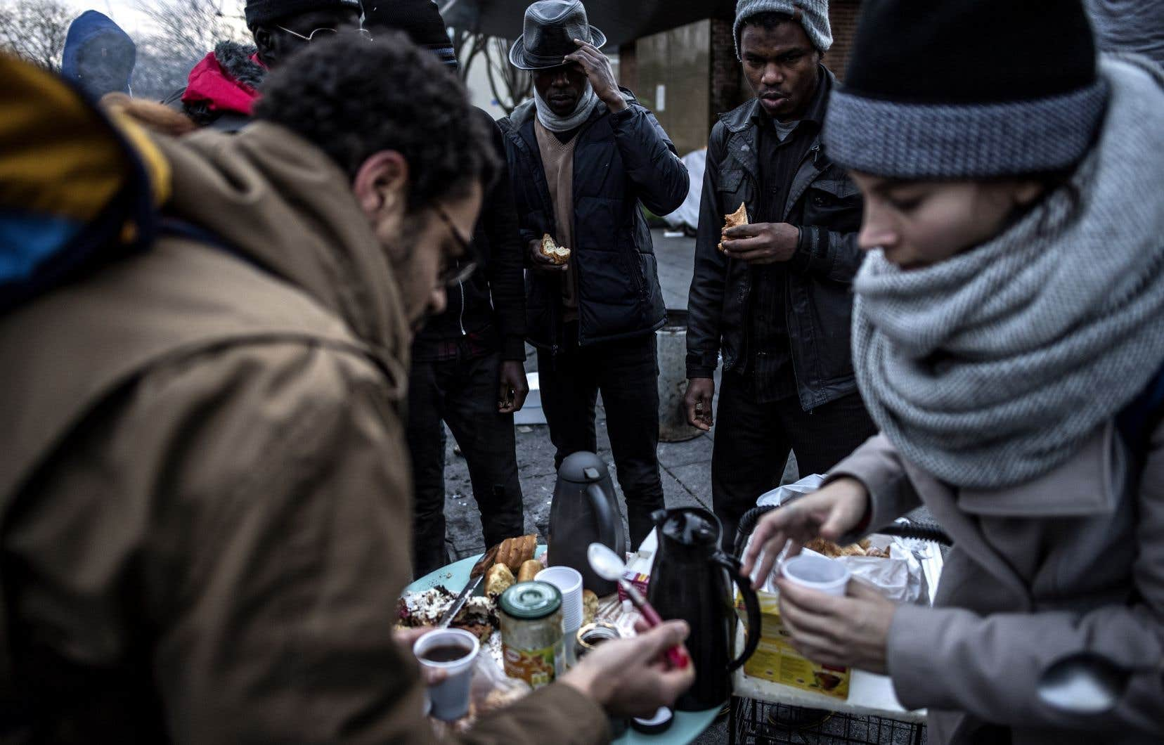 Pour la première fois depuis le début de la crise migratoire en 2015, la France a enregistré plus de demandes d'asile que l'Allemagne.