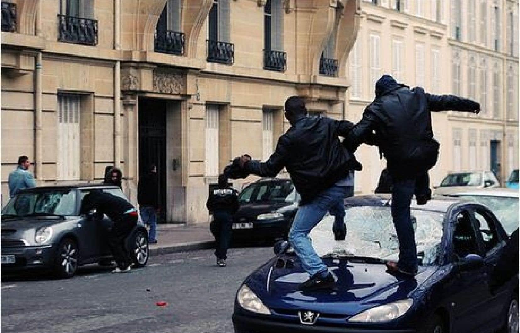 Des voitures bien assurées<br />