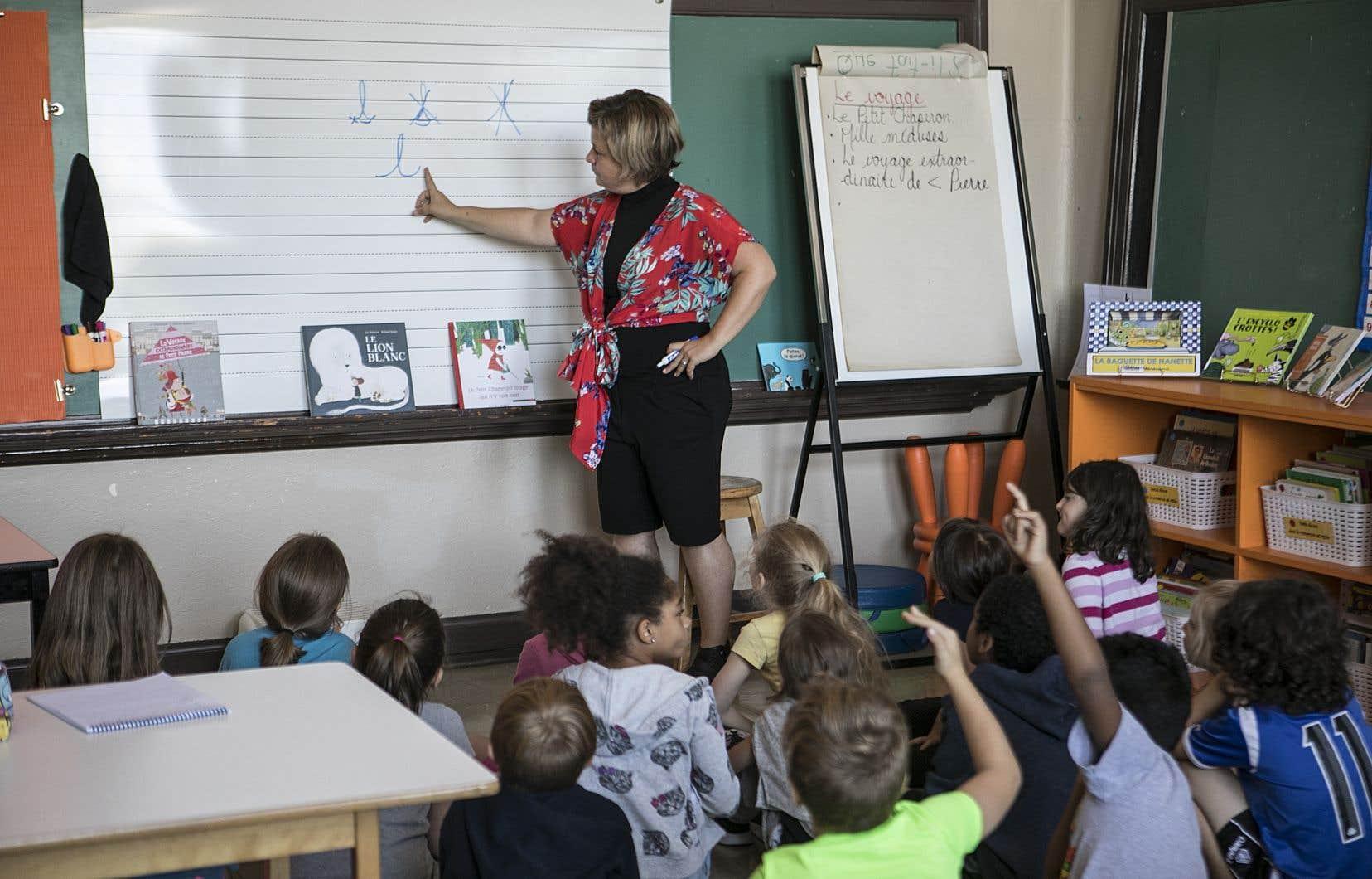 Les nouveaux arrivants sont sous-représentés dans les classes bilingues.