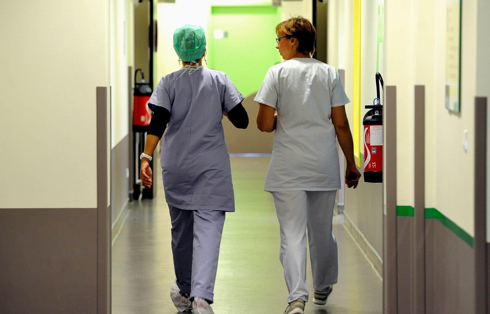 3900 nouvelles infirmières se sont ajoutées au réseau de la santé en 2018, sur un total de 75529.