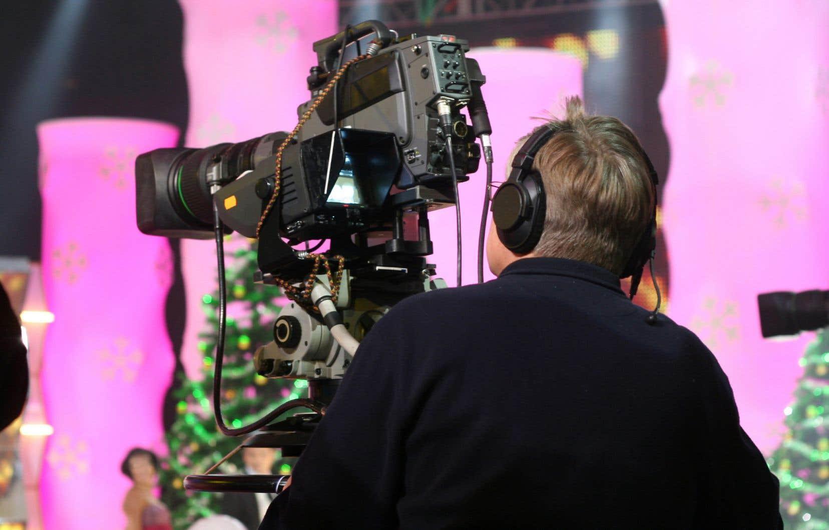 Les télévisions ont augmenté de 5% leurs dépenses en émissions canadiennes dans la catégorie «Nouvelles».