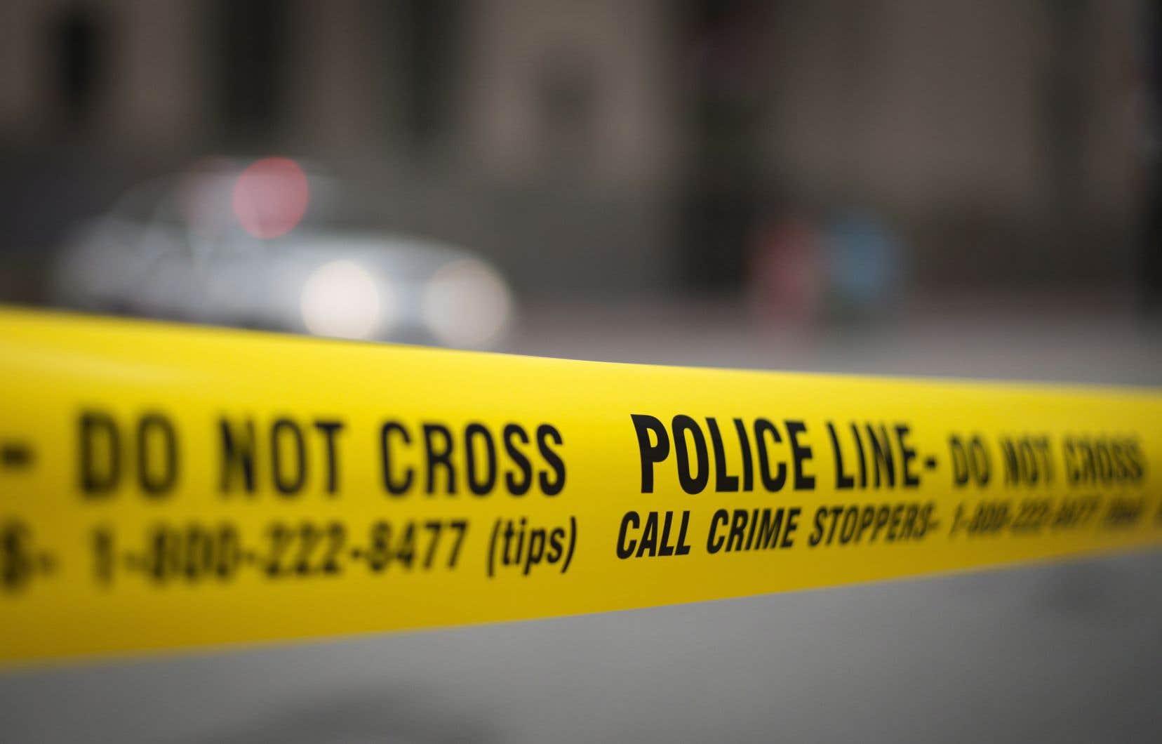 <p>La police a déclaré 651 homicides au Canada l'année dernière, 15 de moins que l'année précédente.</p>