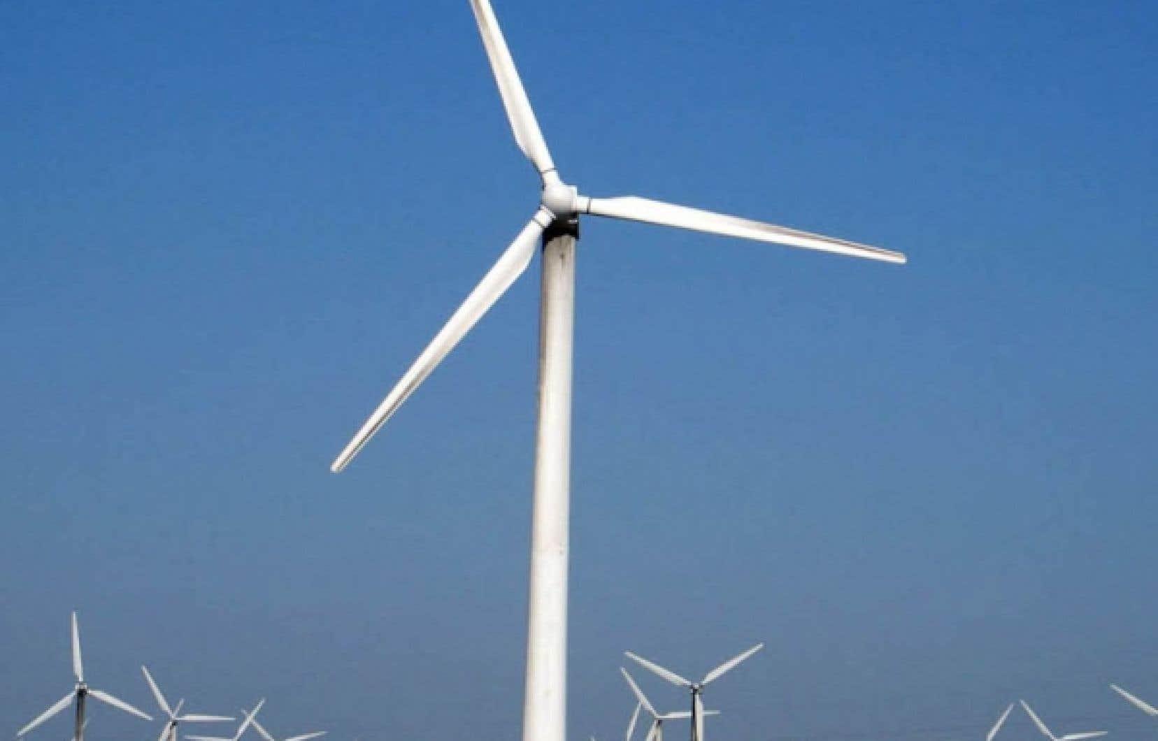 Énergie éolienne<br />