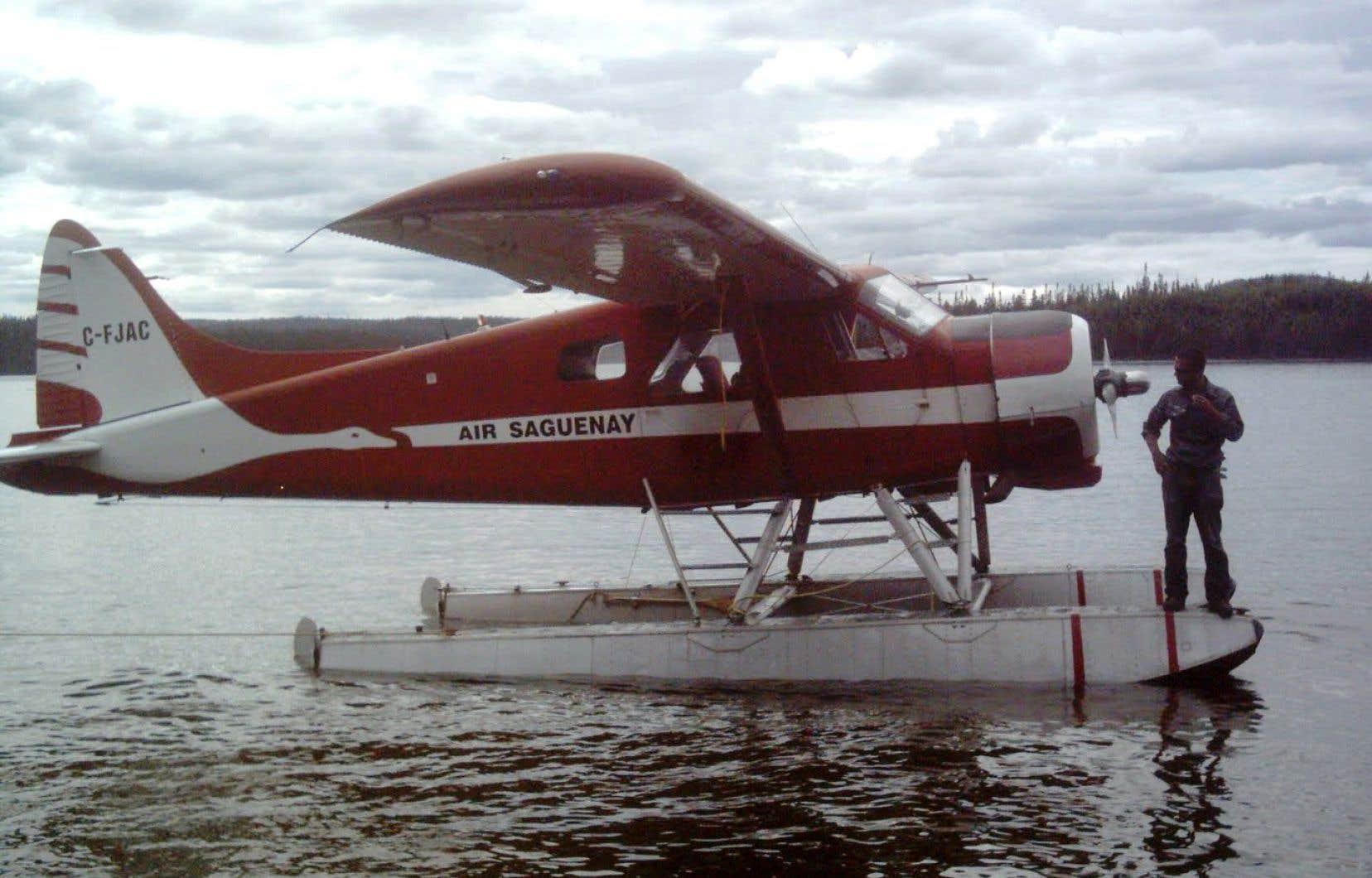 Air Saguenay cesse ses activités et met ses actifs en vente après 40 saisons.
