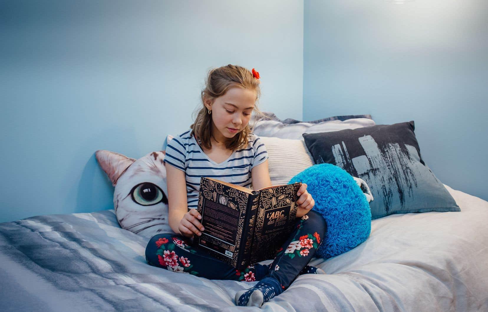 Le monde a changé. Catherine Girard-Audet en a conscience. Signant depuis 12ans«L'ABC des filles, guide pratique pour les adolescentes», elle a ajouté dans les éditions 2019 et 2020 un lexique sur l'identité sexuelle.