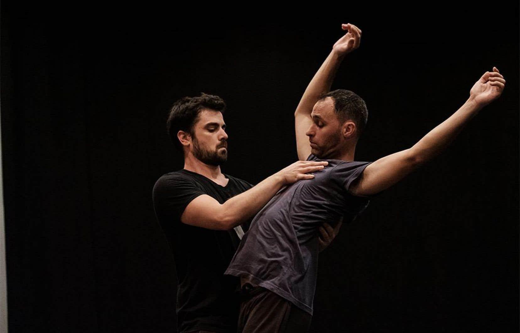 Ian Yaworski et Philippe Meunier pour «Sonore_dés-accord»