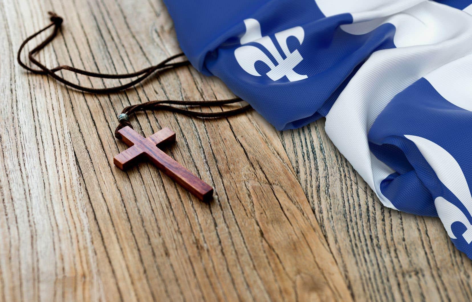 «Il est convenu dans notre société que la séparation de l'Église et de l'État est un fait bien établi et accepté, même du côté du clergé», souligne l'auteur.