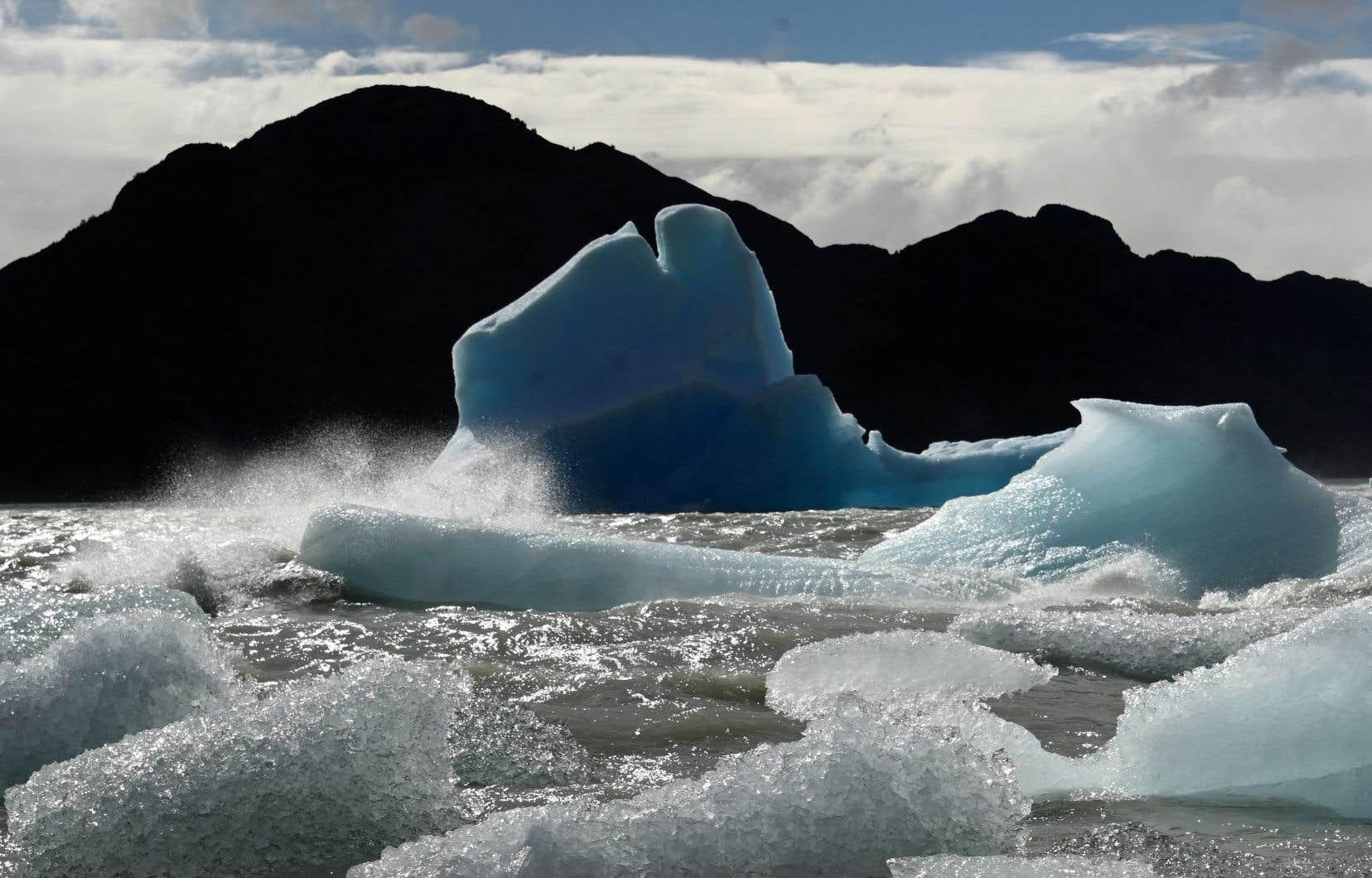 L'année 2019 marque la fin d'une décennie de chaleur exceptionnelle, de recul des glaces et d'élévation record du niveau de la mer à l'échelle du globe.