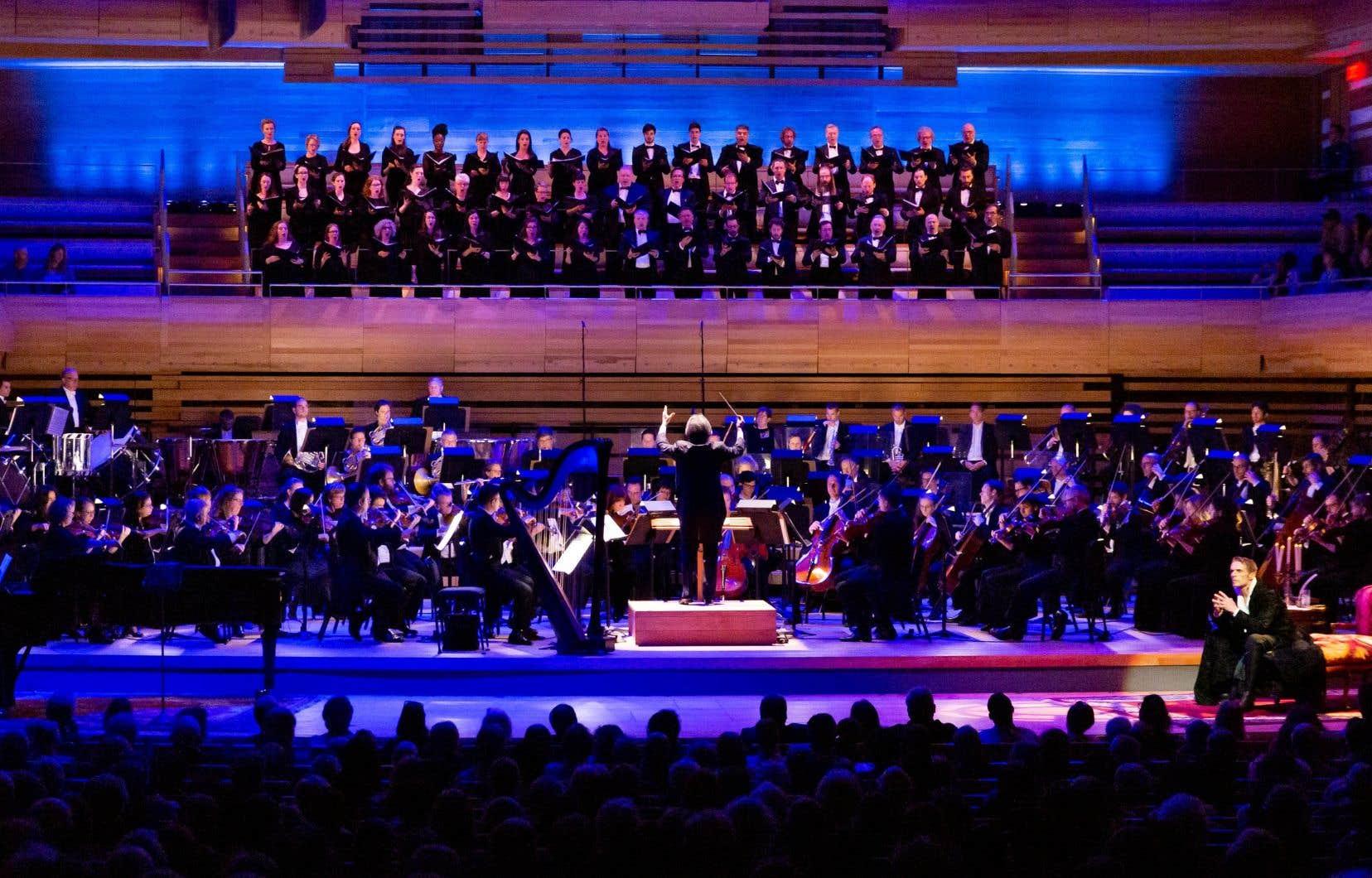 Ce n'est pas la première fois que Kent Nagano aborde l'<em>Oratorio de Noël</em> de Bach à Montréal puisque la «prise 1» date déjà de 2007 à la salle Wilfrid-Pelletier.