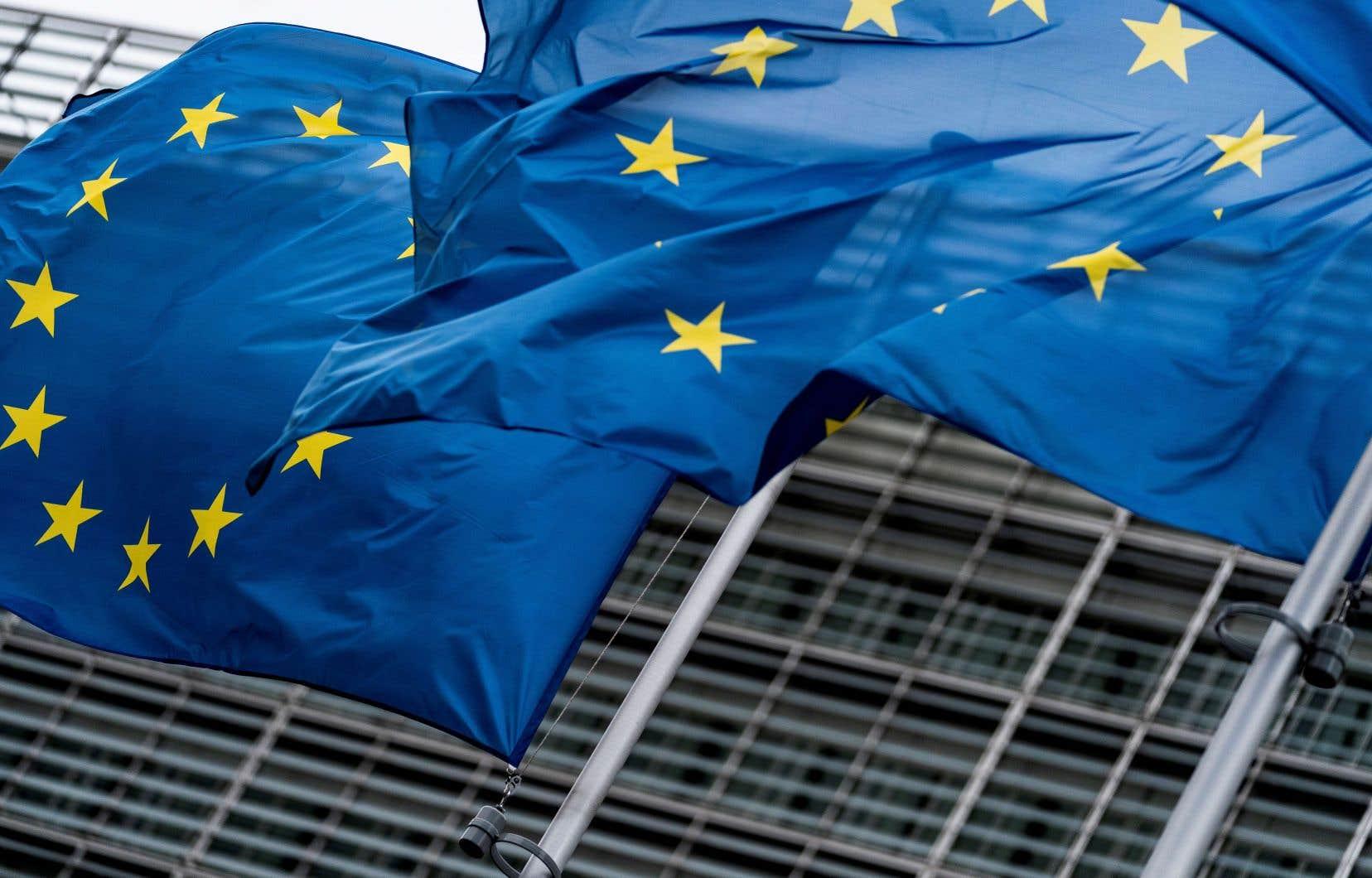 «Le but de la proposition (néerlandaise, NDLR) est de prendre des mesures si une entreprise, peu importe sa nationalité, perturbe ou menace de perturber la concurrence au sein du marché intérieur européen [...]. »