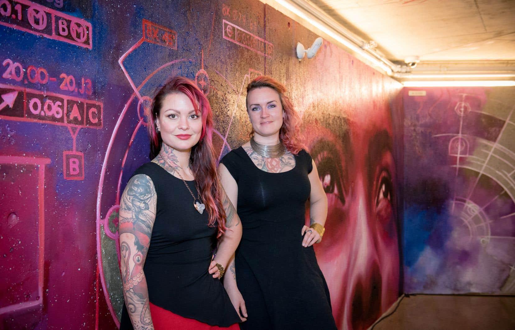 Cette murale, créée dans le cadre de la campagne Objectif Féminin pluriel, est une étape de plus pour faire du campus de l'ETS un milieu de vie dans lequel les femmes sentent qu'elles sont à leur place.