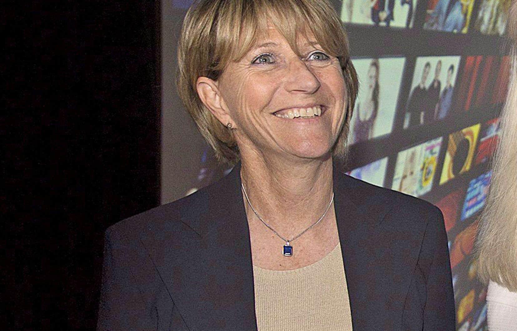 Le ministre de l'Économie, Pierre Fitzgibbon, a fait allusion à un conflit d'intérêts dans le dossier Groupe Capitales Médias, puisque Sylvie Lalande était présidente du C.A. de CRCD ainsi que présidente du C.A. de Groupe TVA.