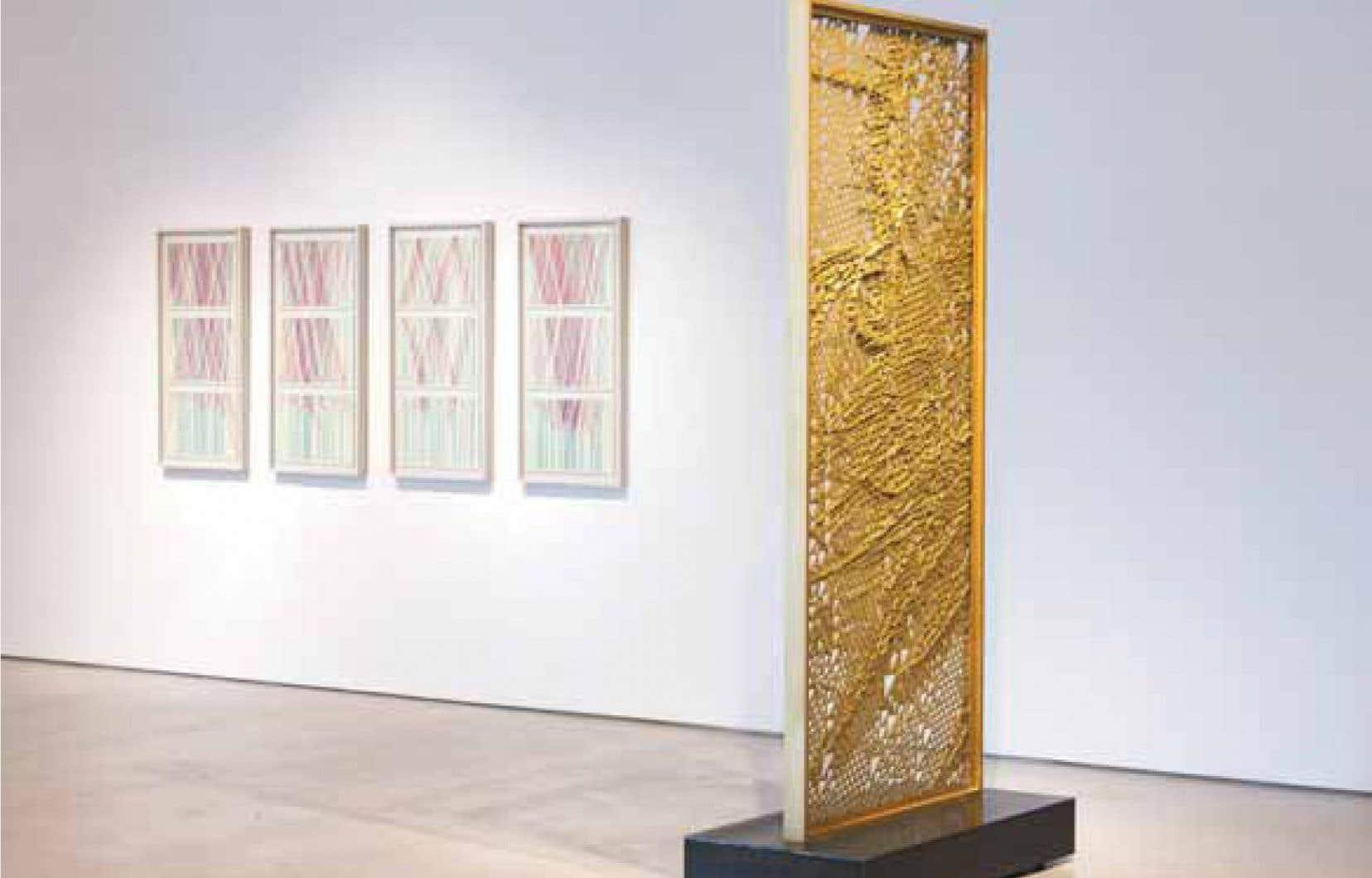 L'exposition du MAJ réunit huit corpus d'oeuvres.