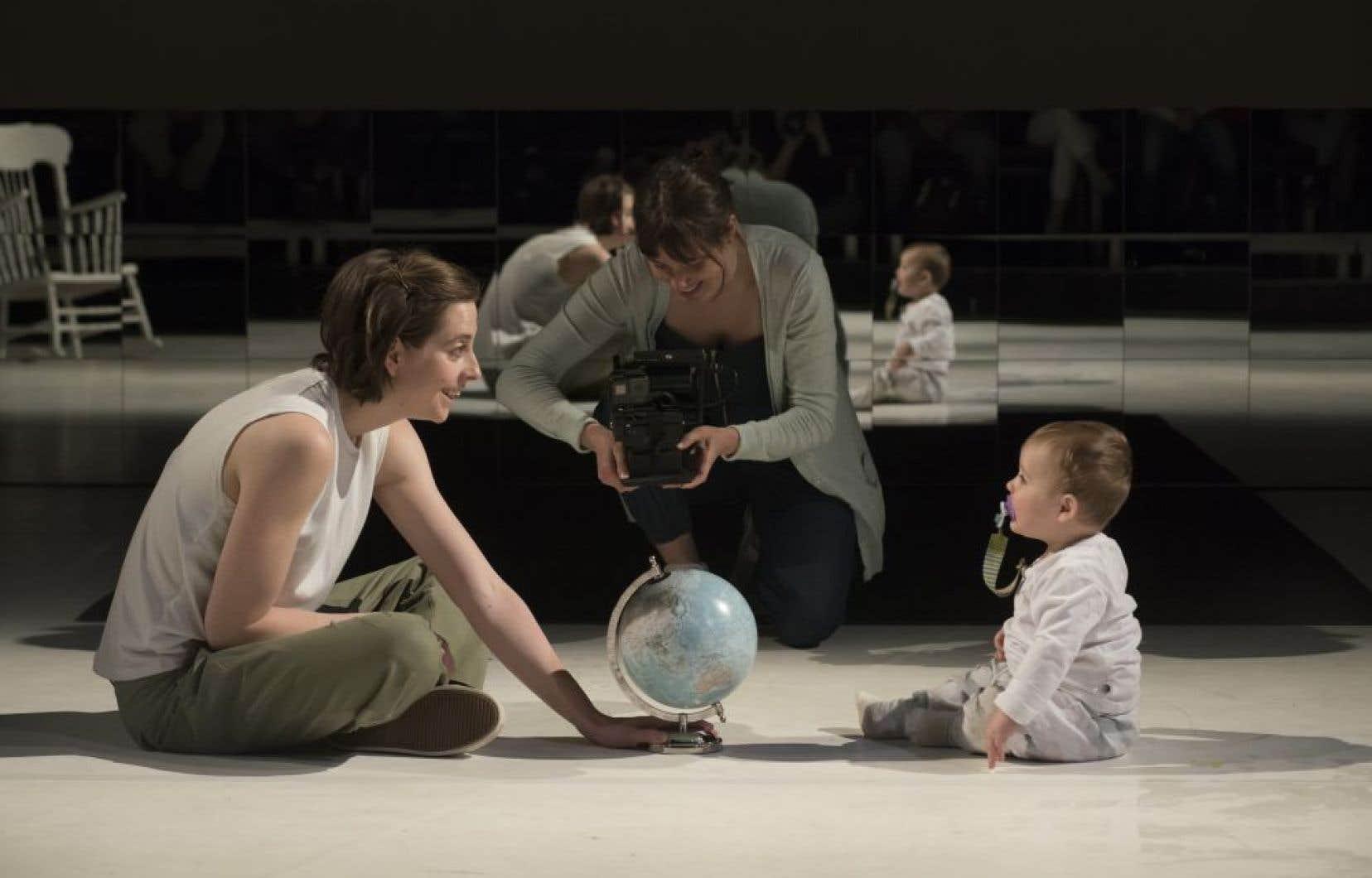 Scène de «Bébés» sur Tou.tv
