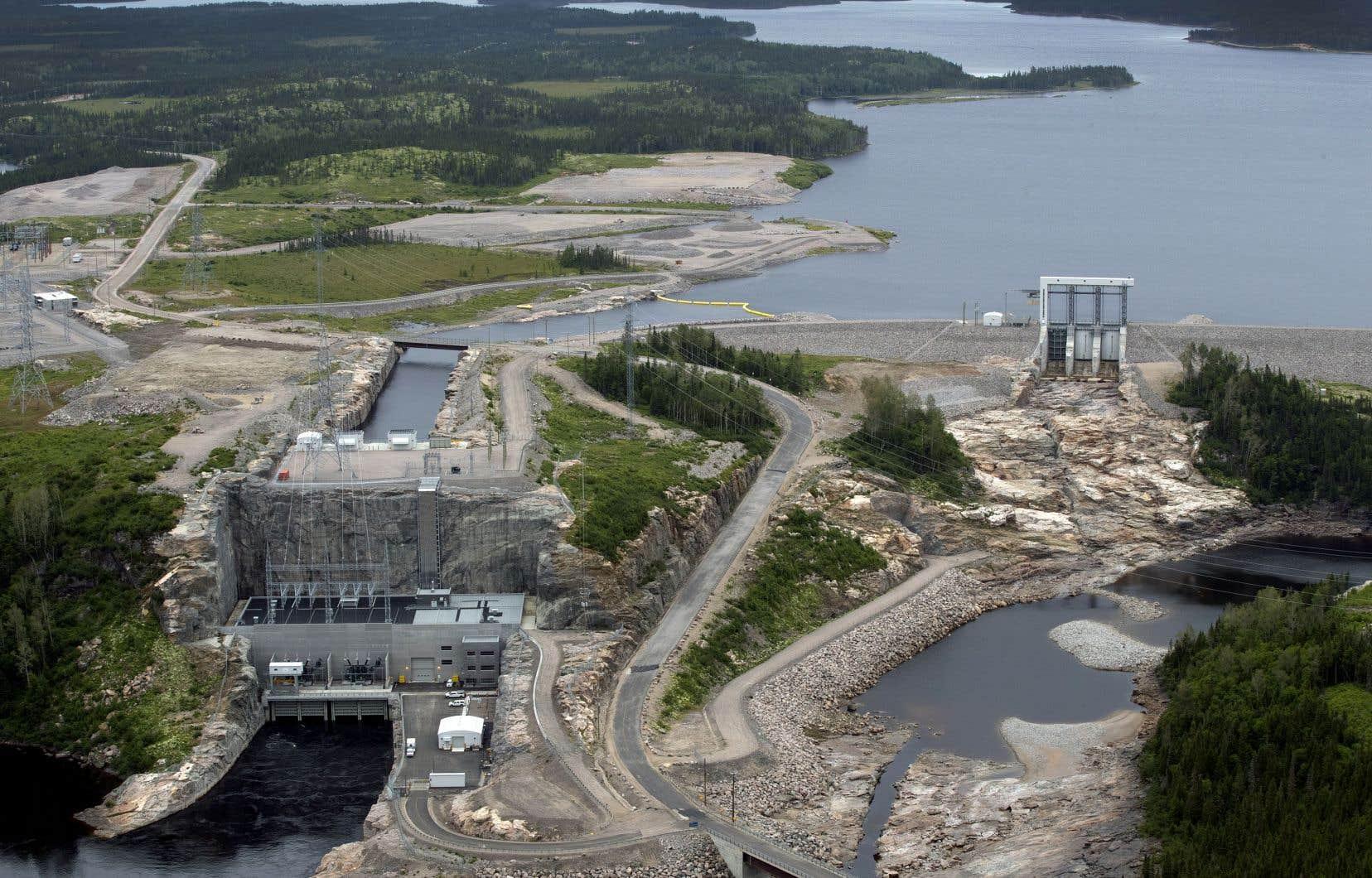 La mise en service de la dernière centrale de La Romaine-4 en 2021 marque pour l'instant la fin des grands projets d'Hydro-Québec.