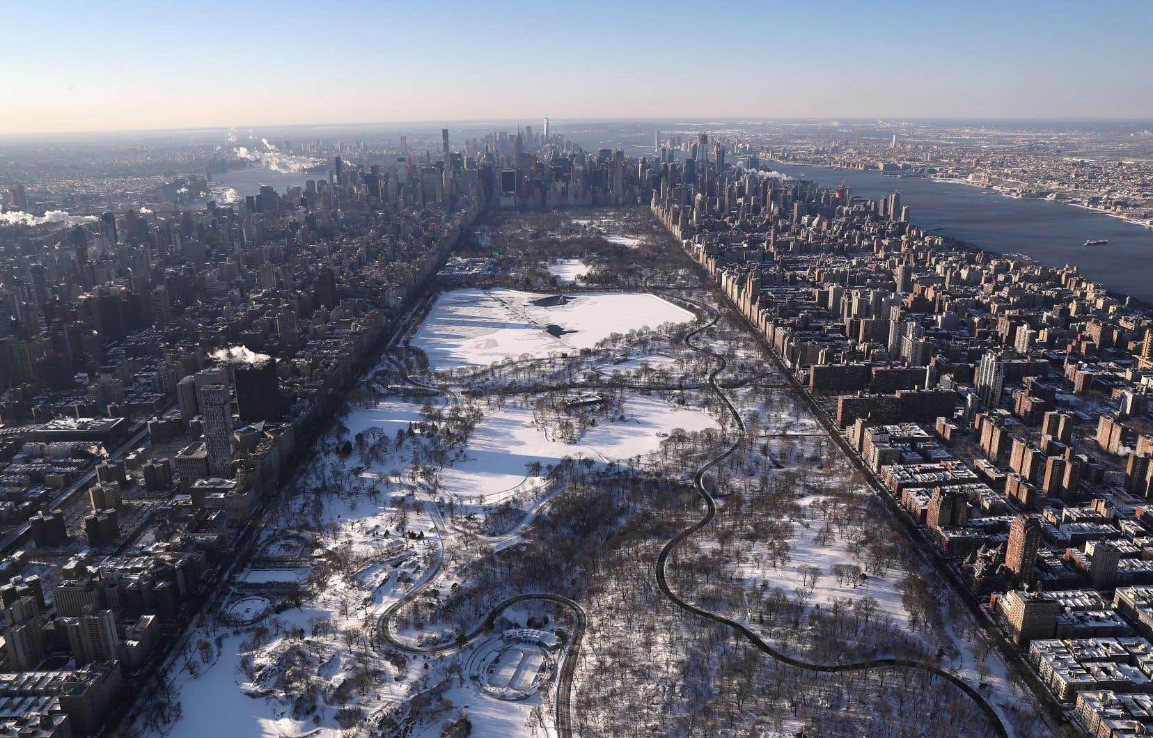 Son Central Park et ses embouteillages font le charme de New York.