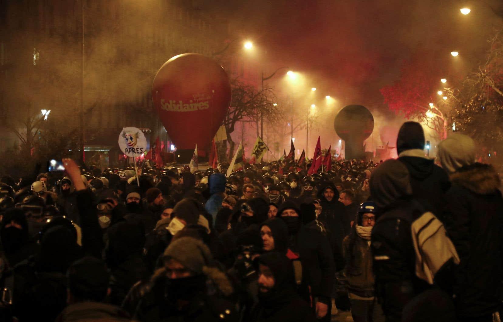 Le projet de réforme des retraites d'Emmanuel Macron a déjà fait descendre des centaines de milliers de personnes dans les rues.