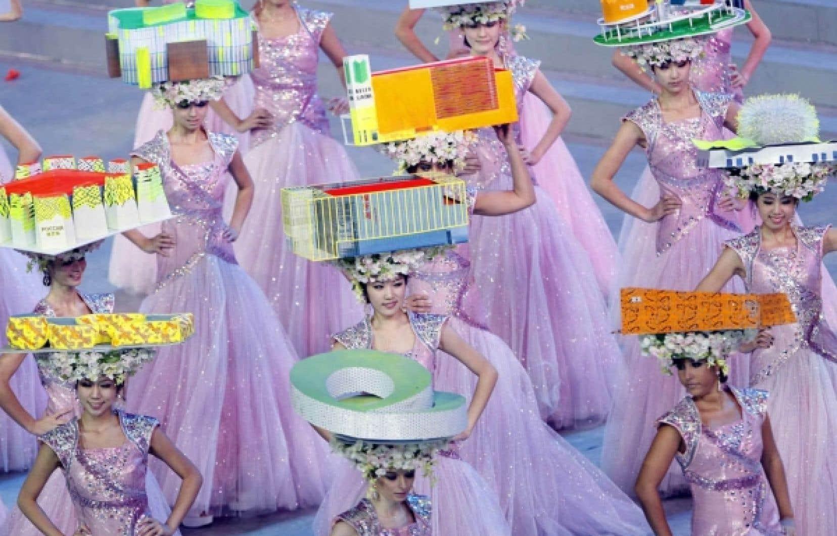 l 39 exposition universelle de shanghai ferme ses portes sur un record le devoir. Black Bedroom Furniture Sets. Home Design Ideas