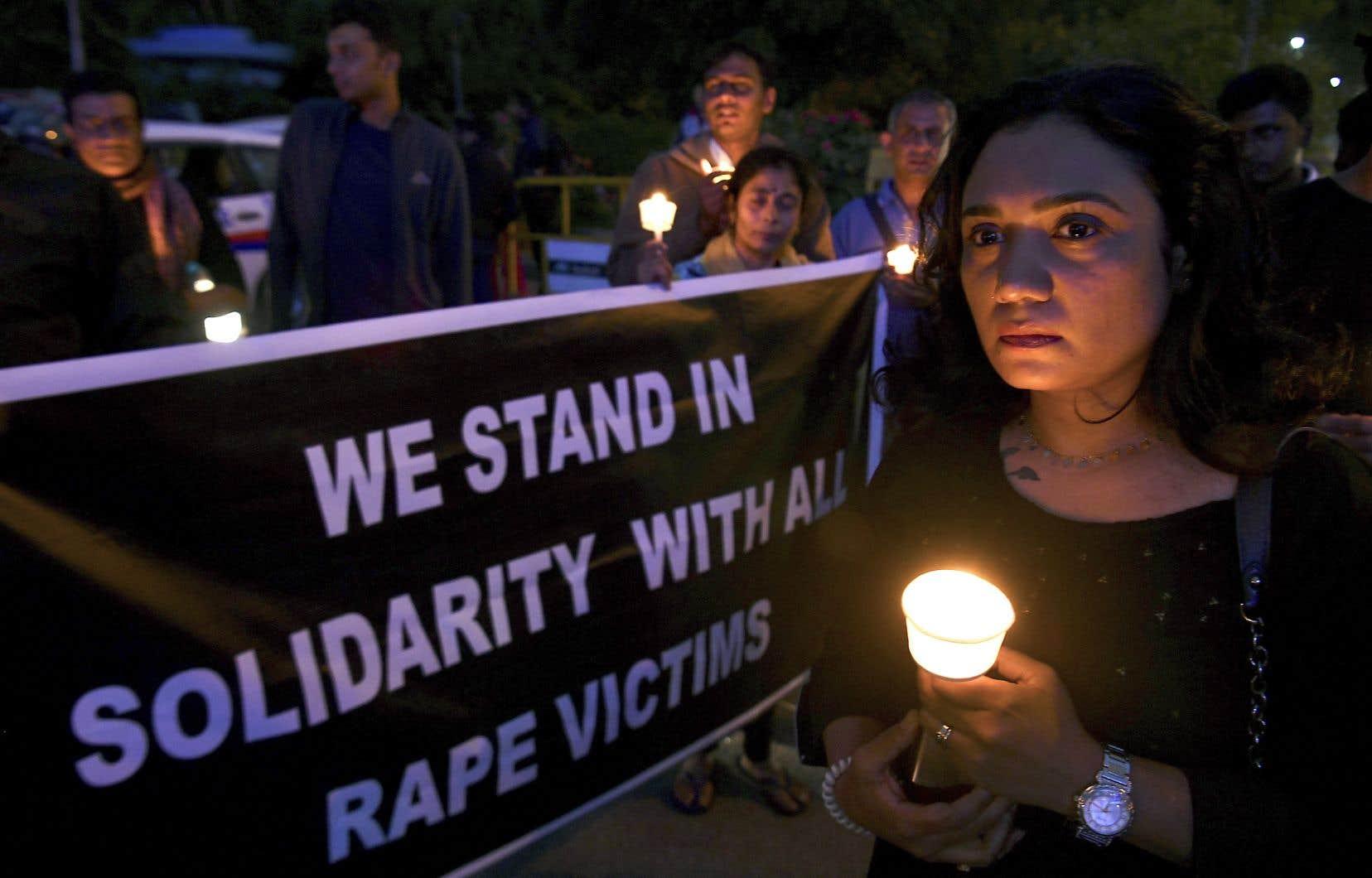 Le viol collectif et de meurtre d'une femme de 27 ans avait révulsé le pays où les violences sexuelles font régulièrement la une des journaux.